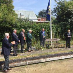 Unfurling of Flag Ceremony 2021